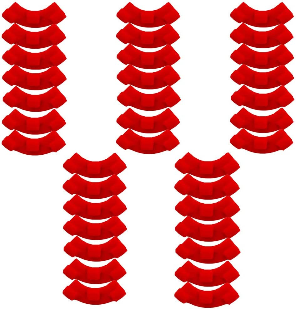Branches Bender Bending Clips 1//5//10//35PCs 90 Degree Plant Benders Trainer 1PC, Red LST Plant Growth Manipulation Kit for Low Stress Training