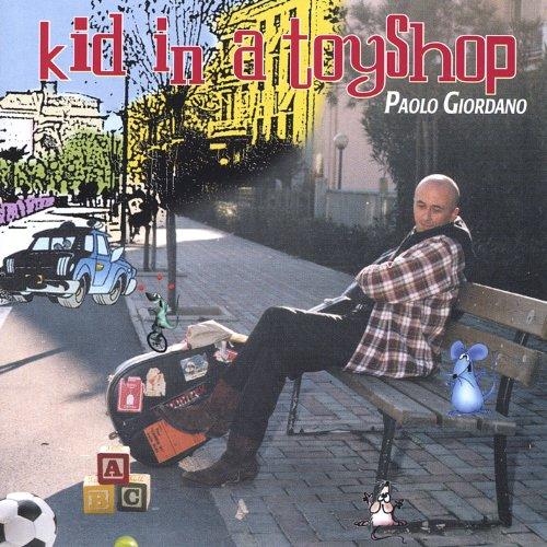 Kid in a Toyshop
