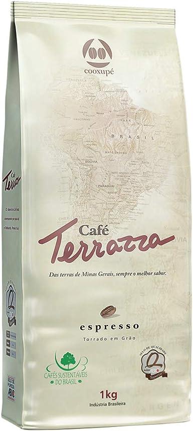 Café Expresso em Grãos Terrazza 1kg