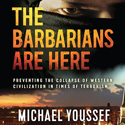 The Barbarians Are Here cover art
