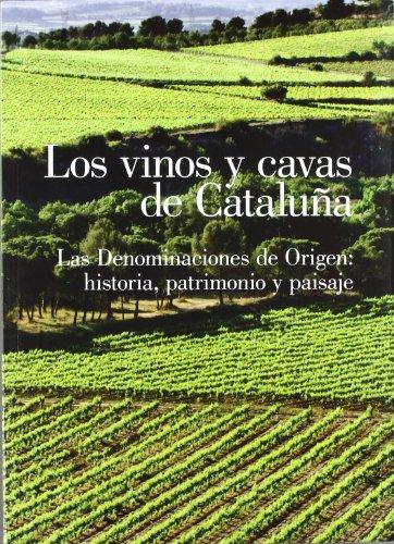 VINOS Y CAVAS DE CATALUÑA,LOS