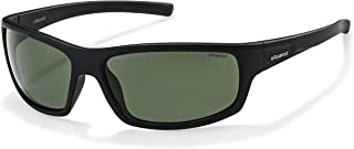 957aa53756 Polaroid - Gafas de sol rectangulares para hombre