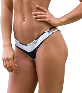 Wicked Weasel Sexy Sailor Stripe - Brazilian Bikini Bottom (251) Women's Swimsuits