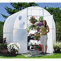Solexx Gardeners Oasis Greenhouse 3.5MM Deluxe 8'x8'x8'