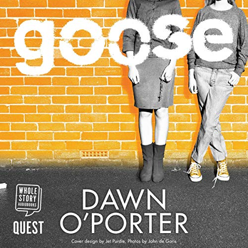 Goose audiobook cover art