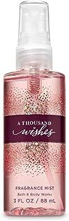 Bath & Body Works - thousand wishes - fine fragrance mist 88 mL. Travel size