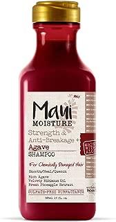 Maui Moisture Strength & Anti-breakage + Agave Shampoo, 13 Fl Oz, 13 Oz