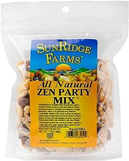 SunRidge Farms Zen Party Mix NonGMO Verified, 7 Ounce Bag (Pack of 12)
