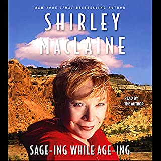 Sage-ing While Age-ing audiobook cover art
