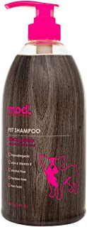 modern objects for dogs shampoo
