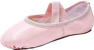 STELLE 2.5'' T Strap Character Dance Shoes Women Big Kid