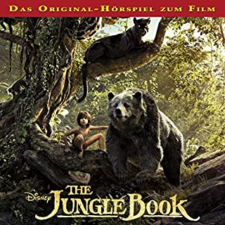 The Jungle Book: Das Original-Hörspiel zum Kinofilm Titelbild