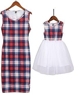 plaid dresses for christmas