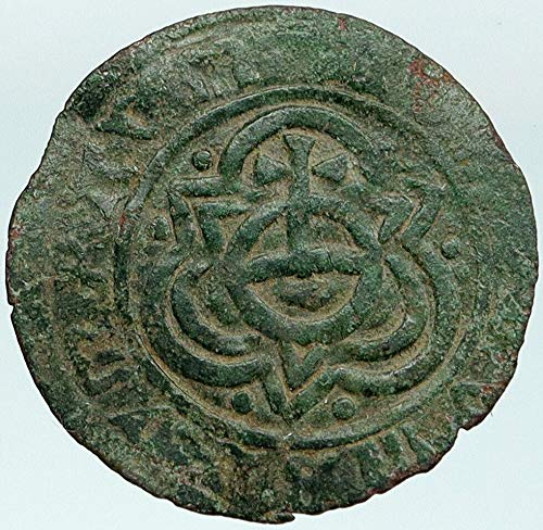1000 FR 1000-1200AD FRANCE Medieval Feudal Antique VINTAG coin Good Uncertified