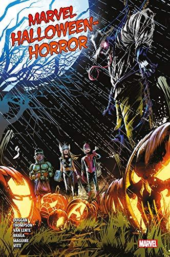 Marvel Halloween-Horror