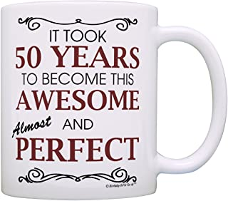 fabulous at 50 mug