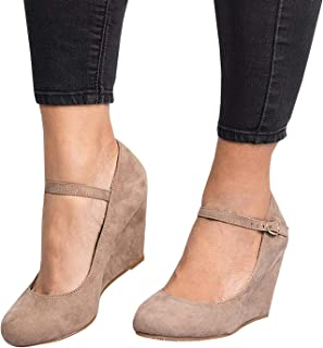 Best round toe mary jane shoes Reviews
