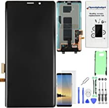 AMOLED Screen Display Touch Digitizer LCD Replacement for Samsung Galaxy Note 9 Black by SpeedyGadget