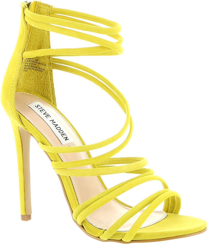 Steve Madden Womens Santi Dress Sandal
