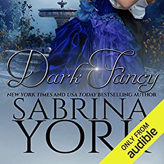 Dark Fancy audiobook cover art