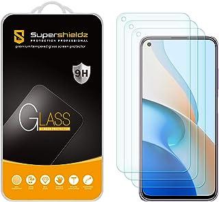 (3 Pack) Supershieldz for Xiaomi Redmi Note 9 5G and Redmi Note 9T 5G Tempered Glass Screen Protector, Anti Scratch, Bubbl...