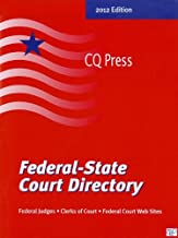 federal-state Court directory 2012(congressional quarterly من federal-state directory)