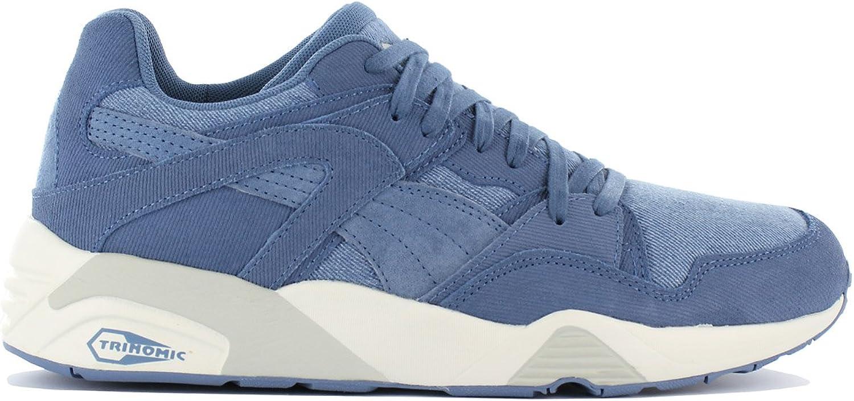 Puma Blaze Denim 362513-03 Footwear bluee Mens Trainers Sneaker shoes Size  EU 39 UK 6