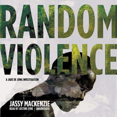 Random Violence audiobook cover art