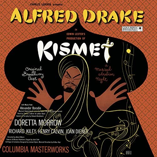 Original Broadway Cast of Kismet: A Musical Arabian Night
