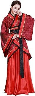 Han Fu Traditional China Tang Fashion Classic Court Princess Costume for Women