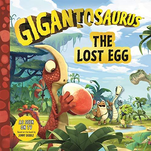 Gigantosaurus. The Lost Egg