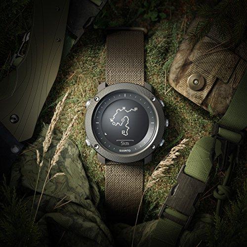 SUUNTO Traverse Alpha Stealth - GPS Outdoor Watch