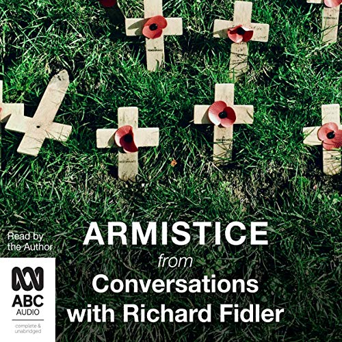 Armistice with Richard Fidler cover art