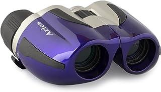 ミザールテック 双眼鏡 ズーム 倍率 10-30倍 パープル SZ-21 PU