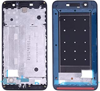 Simple Modern Life Replace/Replacement For Huawei Enjoy 5 / Y6 Pro Front Housing LCD Frame Bezel Plate(Black) (Color : Black)