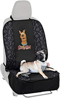 BDK Scooby Doo All-Protect Front Car Seat Cover (1 Piece) – Waterproof Material with Universal Fit for Sedan, Truck and SUV