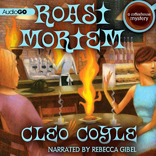 Roast Mortem audiobook cover art