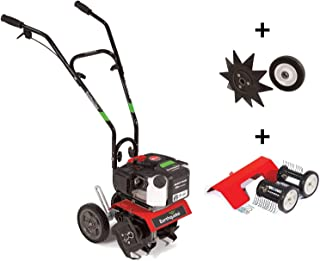 Earthquake 29769 MC43 Mini Cultivator Combo with Edger & Dethatcher