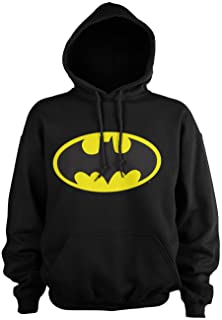 Batman Officially Licensed Signal Logo Hoodie