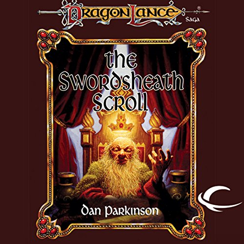 The Swordsheath Scroll audiobook cover art