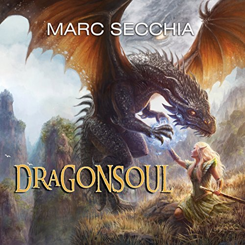 Dragonsoul audiobook cover art