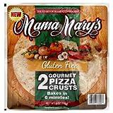 Mama Marys Mama M Pizza Crust 2Pk Gluten Free 7 Oz (Pack Of 8)