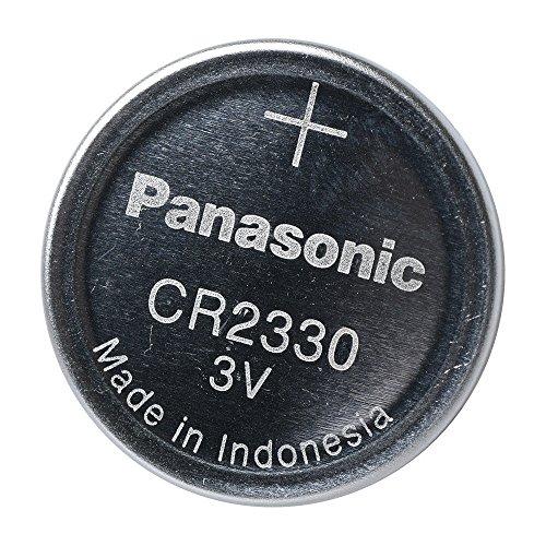 Panasonic CR2330 3V Lithium-Zellen-Batterie (5pcs pro Satz)