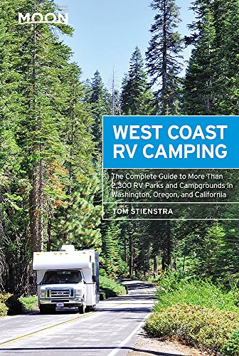 Moon West Coast RV Camping Guide