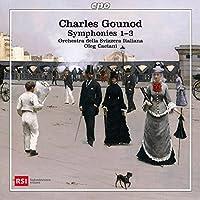 シャルル・グノー:交響曲集(Charles Gounod: Symphonies 1-3)[2CDs]