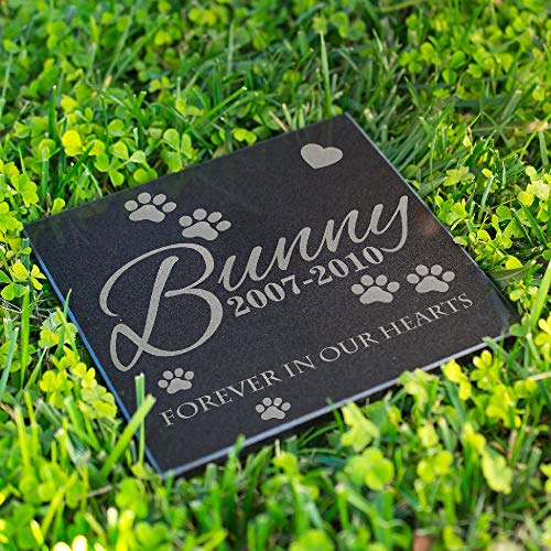 Memorial Customized Dog Grave Marker Custom Headstone