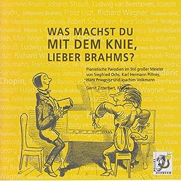 Was machst du mit dem Knie, lieber Brahms?