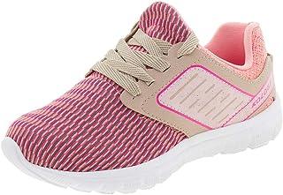 Tênis Infantil Feminino Pink Cats - W9551 Rosa