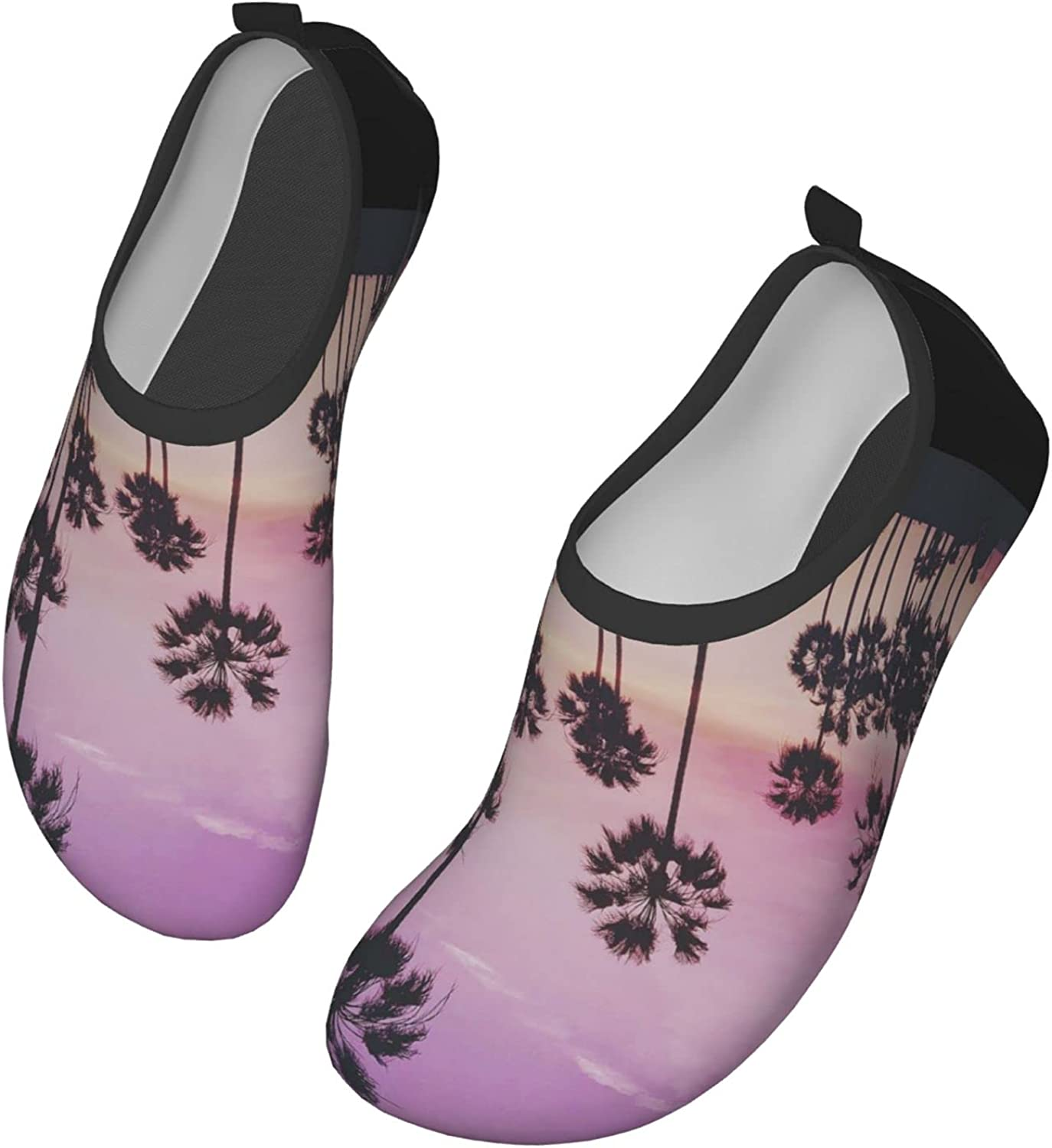 VEIMER Gifts Tropical Palm Tree lowest price Water Beach N Barefoot Shoes Quick-Dry