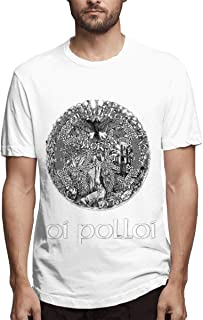 Men Oi Polloi Round Neck T Shirt